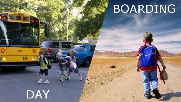 Boarding school: ParentingDelegated.